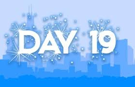 19 DAY 2020